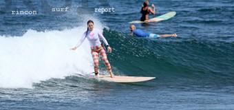 Rincon Surf Report – Saturday, Mar 26, 2016