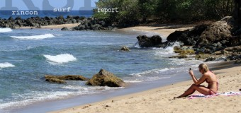 Rincon Surf Report – Monday, Mar 28, 2016