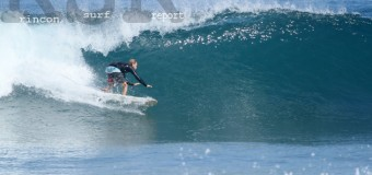 Rincon Surf Report – Wednesday, Apr 6, 2016