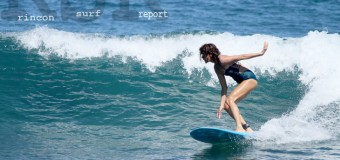 Rincon Surf Report – Sunday, Apr 10, 2016