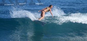 Rincon Surf Report – Wednesday, Apr 13, 2016