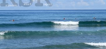 Rincon Surf Report – Friday, Apr 15, 2016
