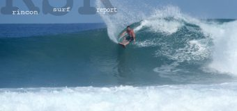 Rincon Surf Report – Monday, Apr 18, 2016