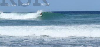 Rincon Surf Report – Wednesday, Apr 20, 2016