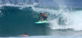 Rincon Surf Report – Saturday, Apr 23, 2016