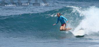 Rincon Surf Report – Monday, Apr 25, 2016