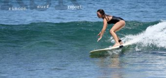Rincon Surf Report – Tuesday, May 3, 2016