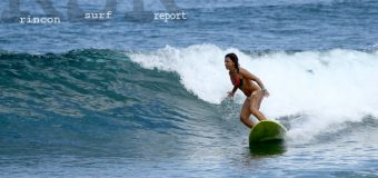 Rincon Surf Report – Monday, May 9, 2016