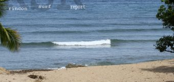 Rincon Surf Report – Thursday, June 2, 2016