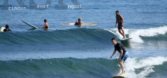 Rincon Surf Report – Monday, June 13, 2016