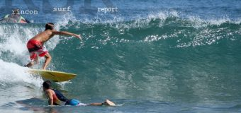 Rincon Surf Report – Wednesday, June 22, 2016