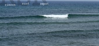 Rincon Surf Report – Monday, July 11, 2016