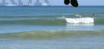 Rincon Surf Report – Monday, Aug 8, 2016