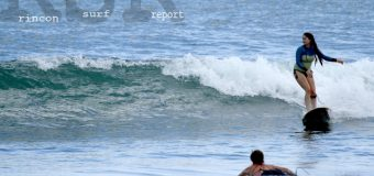 Rincon Surf Report – Wednesday, Aug 10, 2016