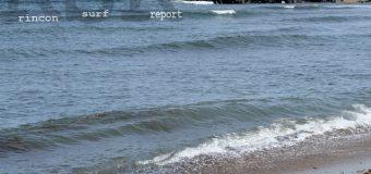 Rincon Surf Report – Thursday, Aug 18, 2016