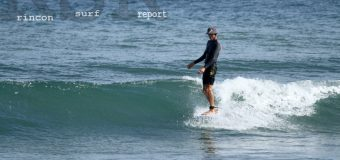 Rincon Surf Report – Wednesday, Aug 31, 2016