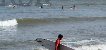 Rincon Surf Report – Monday, Sept 5, 2016