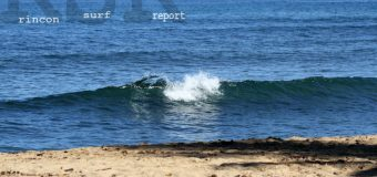 Rincon Surf Report – Monday, Sept 19, 2016