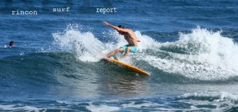 Rincon Surf Report – Tuesday, Sept 27, 2016