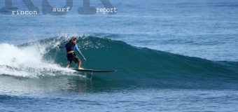 Rincon Surf Report – Thursday, Oct 6, 2016