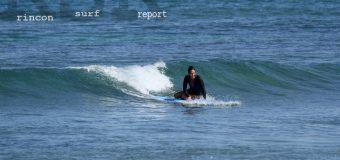 Rincon Surf Report – Friday, Oct 7, 2016