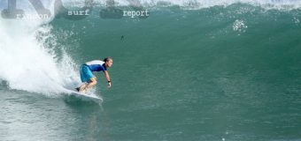 Rincon Surf Report – Tuesday, Oct 11, 2016