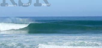 Rincon Surf Report – Wednesday, Oct 12, 2016