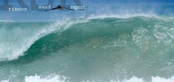 Rincon Surf Report – Thursday, Oct 13, 2016