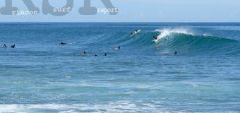 Rincon Surf Report – Sunday, Oct 16, 2016