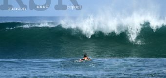 Rincon Surf Report – Monday, Oct 17, 2016