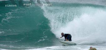 Rincon Surf Report – Wednesday, Oct 19, 2016