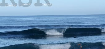 Rincon Surf Report – Friday, Oct 21, 2016