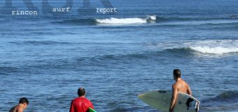 Rincon Surf Report – Monday, Oct 24, 2016