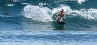 Rincon Surf Report – Tuesday, Oct 25, 2016