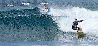 Rincon Surf Report – Sunday, Oct 30, 2016