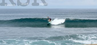 Rincon Surf Report – Monday, Oct 31, 2016