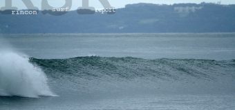 Rincon Surf Report – Tuesday, Nov 1, 2016