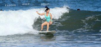 Rincon Surf Report – Thursday, Nov 3, 2016