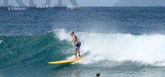Rincon Surf Report – Thursday, Nov 24, 2016