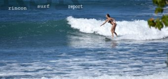 Rincon Surf Report – Thursday, Dec 22, 2016
