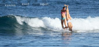 Rincon Surf Report – Friday, Dec 9, 2016