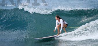 Rincon Surf Report – Sunday, Jan 1, 2017