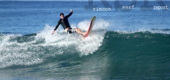 Rincon Surf Report – Monday, Jan 2, 2017