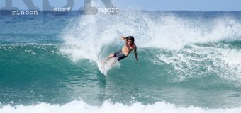 Rincon Surf Report – Afternoon UPDATE 1:00PM