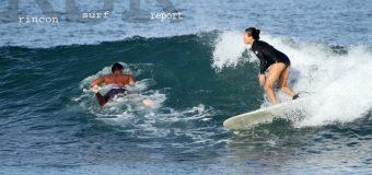 Rincon Surf Report – Wednesday, Jan 4, 2017