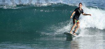 Rincon Surf Report – Sunday, Jan 8, 2017