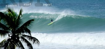 Rincon Surf Report – Wednesday, Jan 11, 2017