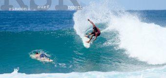 Rincon Surf Report – Thursday, Jan 26, 2017