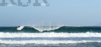 Rincon Surf Report – Friday, Jan 27, 2017