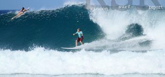 Rincon Surf Report – AFTERNOON UPDATE!